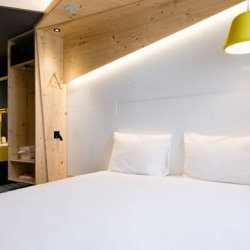 Hotel urban Bivouac Paris